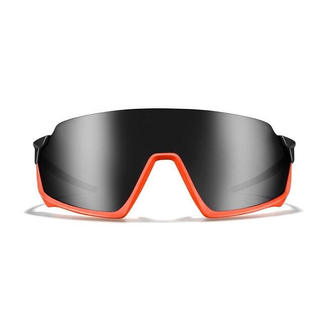 Roka GP-1x Sport Zonnebril Black/Torch Frame - Black Mirror