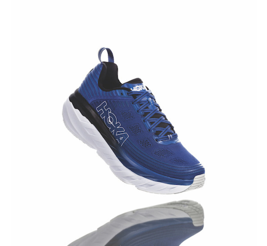 Hoka One One Bondi6 Heren GALAXY BLUE / ANTHRACITE