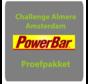 Powerbar Trial package Challenge Almere-Amsterdam