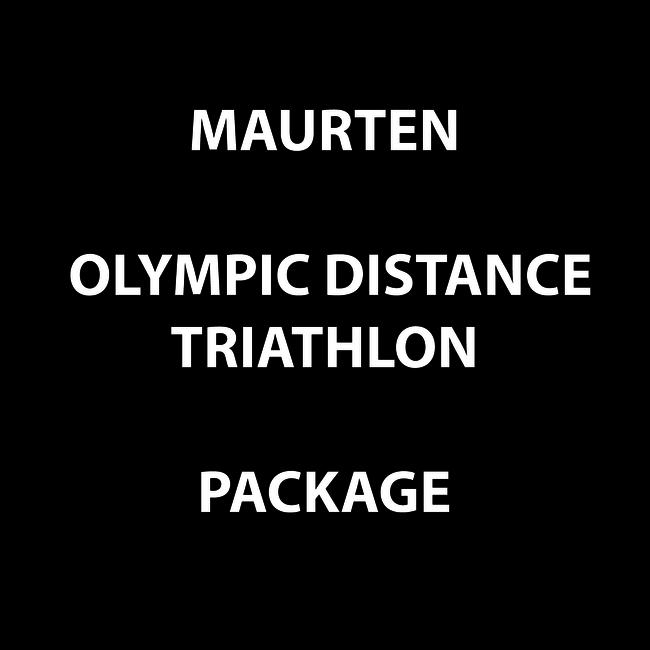 Maurten Olympic Distance Triathlon Pakket incl. Gel100