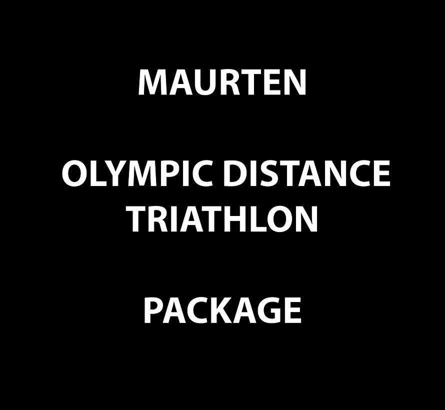 Maurten Olympic Distance Triathlon Package inkl. Gel100