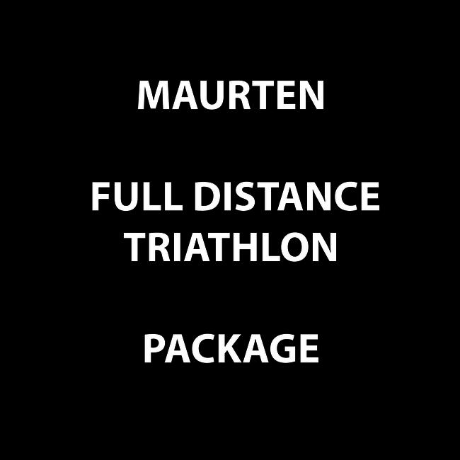 Maurten Hele Afstand Triathlon Pakket incl. Gel100