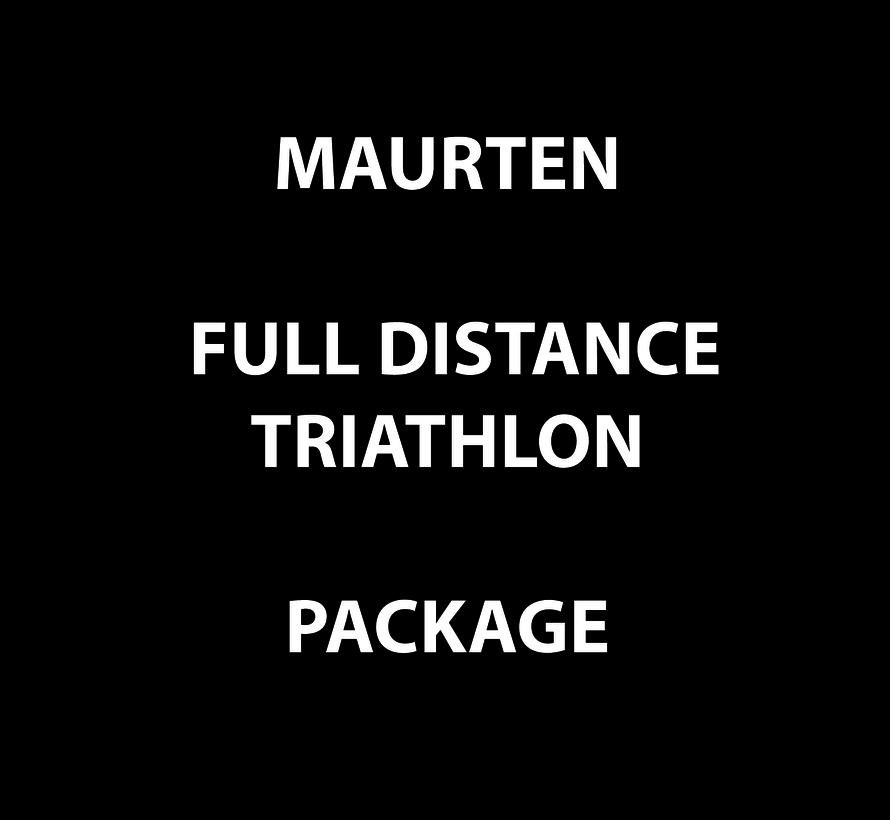 Maurten Whole Distance Triathlon Package incl. Gel100