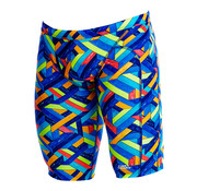 Funky Truncks Funky Trunks Jammers Training Hommes Boarded Up