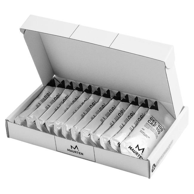 Maurten Gel100 Koffein Energygel - BOX (12 Stück)