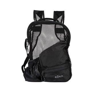 ROKA ROKA Pro Vent Mesh-Rucksack mit Reißverschluss (15 Liter)