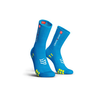Compressport Compressport PRORACING V3.0 Radsocken Ice Blue