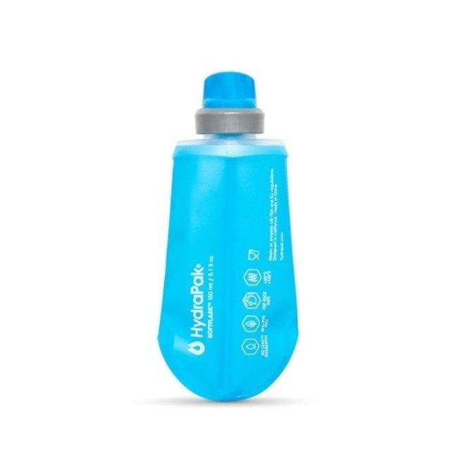 Hydrapak Softflask 150ml zachte fles Malibu Blue