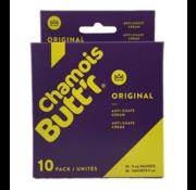Chamois Butt'r Chamois Butt'r Original chamois cream pack (10x9ml)