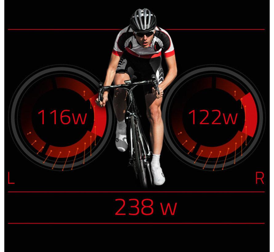 Medidor de potencia del pedal de bicicleta Assioma DUO