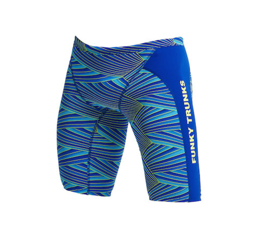 Funky Trunks Jammers Training Streaker para Hombres