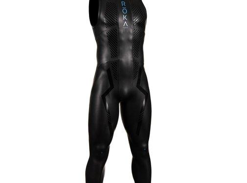ROKA ROKA Maverick Comp II Wetsuit Men's Sleeveless