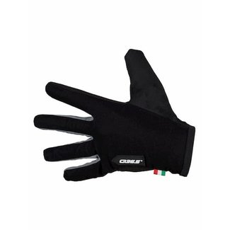 Q36.5 Cycling Clothing Q36.5 Guante Híbrido Que Negro