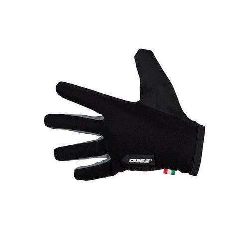 Q36.5 Cycling Clothing Q36.5 Handschuh Hybrid Que Schwarz