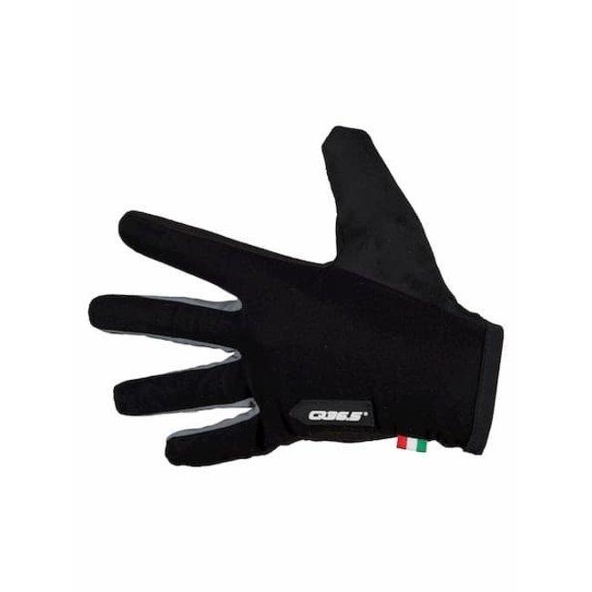 Q36.5 Handschuh Hybrid Que Schwarz