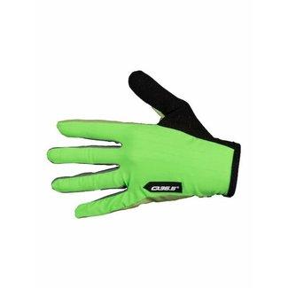 Q36.5 Cycling Clothing Q36.5 Handschuh Hybrid Que Grün
