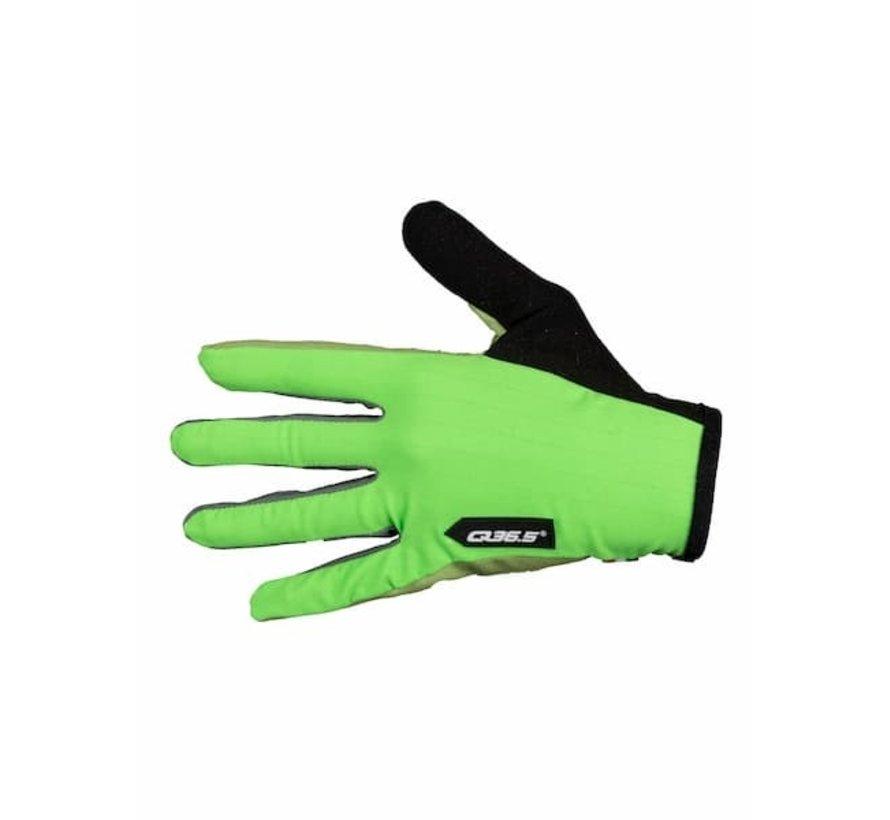 Q36.5 Handschuh Hybrid Que Grün