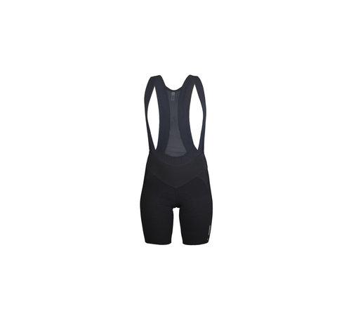Q36.5 Cycling Clothing Q36.5 Women Bibshort Dottore L1 Black