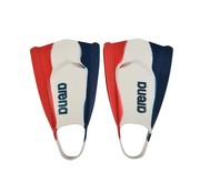 Arena Arena Powerfin Pro Zoomers Rood Wit Blauw