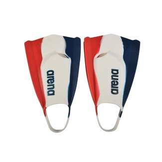 Arena Arena Powerfin Pro Zoomers Red White Blue