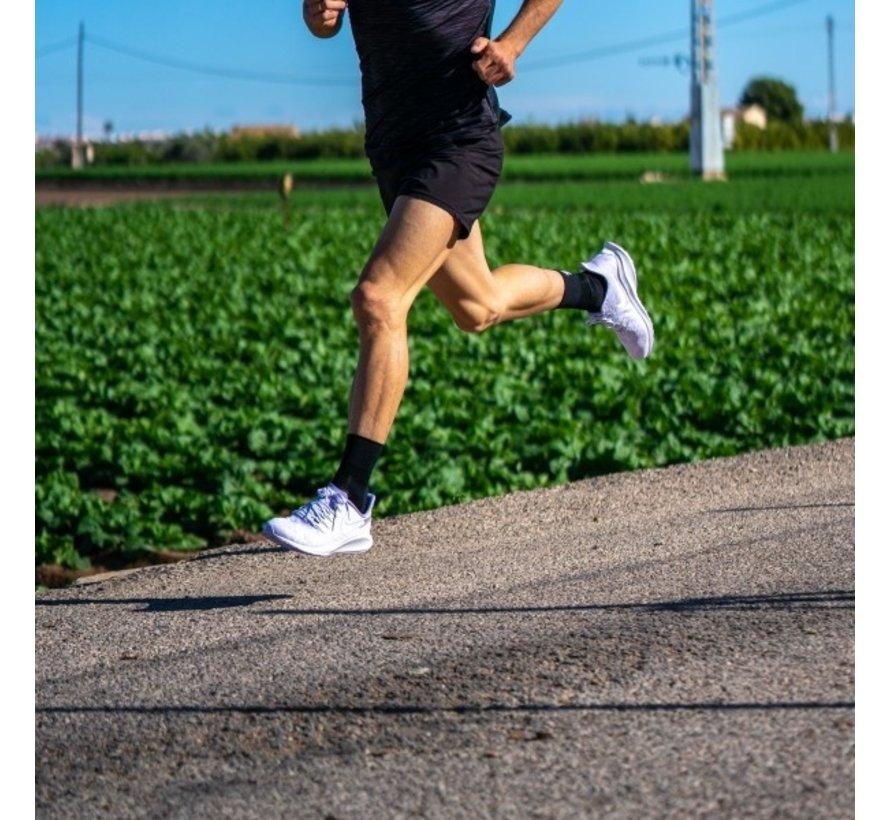 Calzini da corsa nero Sporcks Marathon