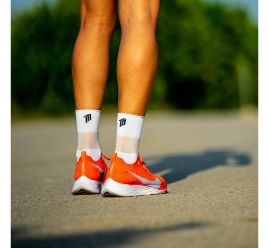 Calcetines Sporcks Marathon blanco corsa