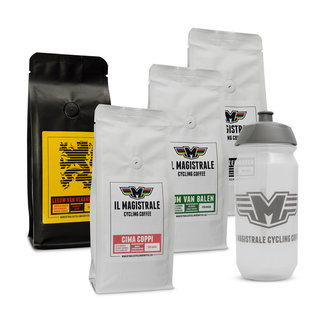 Il Magistrale Cycling Coffee Il Magistrale Explorer Pack