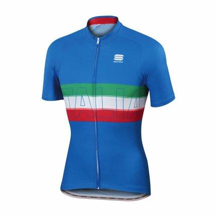 Camisa ciclista manga corta