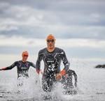 Schwimm-Neoprenanzug, offenes Wasser
