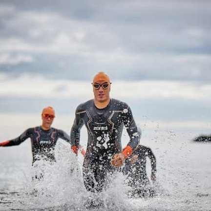 Wetsuit Open Water Zwemmen