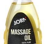 Aceite de masaje
