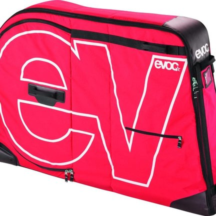 Rental of bicycle cases, bicycle helmets and wetsuits