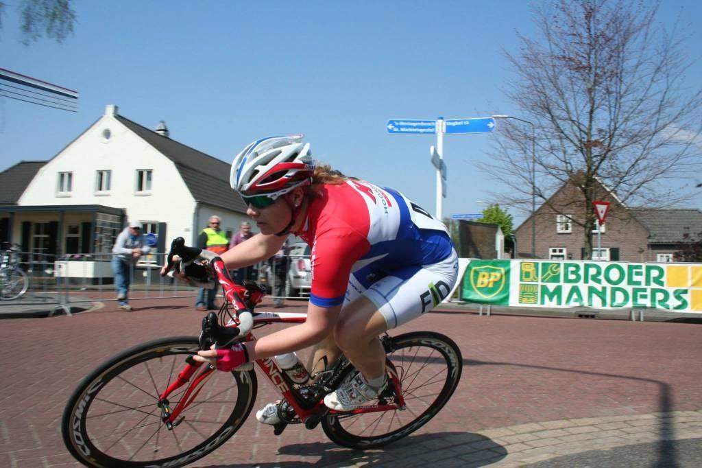 Atleet ; Arianne Pruisscher