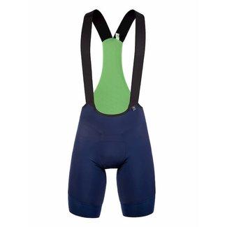 Q36.5 Cycling Clothing Q36.5 Fietsbroek Kort Gregarius Ultra Heren Navy Blauw