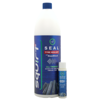 Squirt Lube Squirt Seal Beadblock Latex (1 liter)