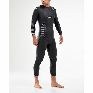 2XU 2XU P:1 PROPEL wetsuit Men Black/Silver