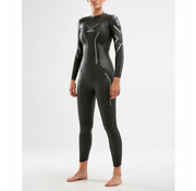 2XU 2XU P: 2 Propel Wetsuit Women Black-Silver