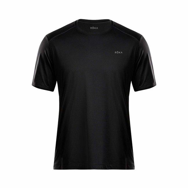 ROKA Shadow Run T-shirt SS Heren