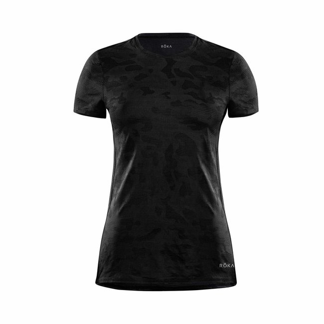 ROKA Shadow Run T-shirt SS Dames
