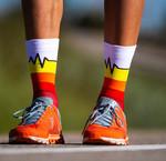 Socken laufen