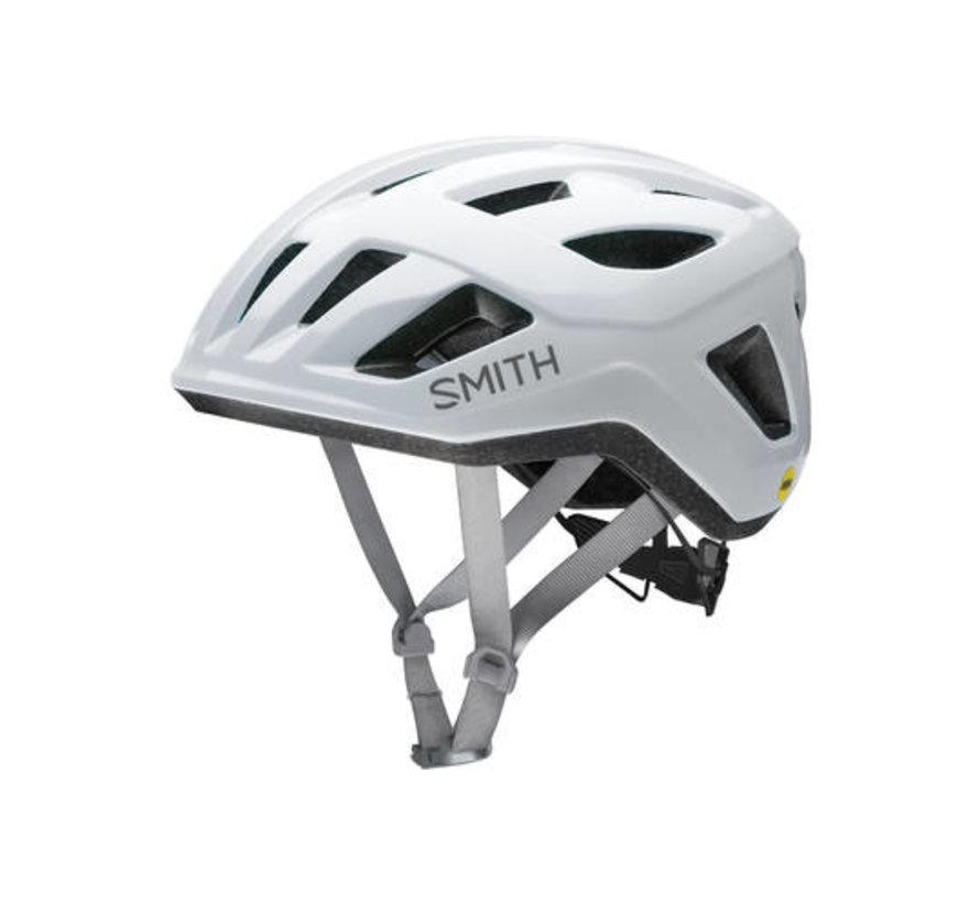 Smith Signal Mips Casque de vélo Blanc