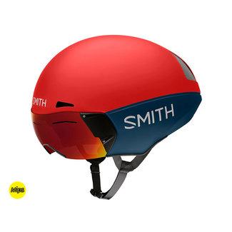 SMITH Casco da bicicletta Smith Podium TT Time trial Rosso