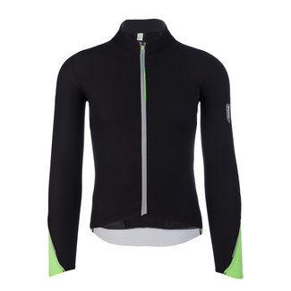 Q36.5 Cycling Clothing Q36.5 Woolf-Fahrrad-Shirt langärmlige Männer