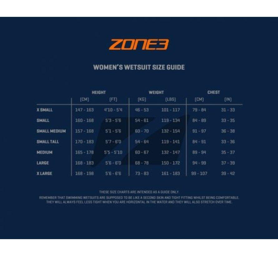 Zone3 Traje de baño Versa Damas