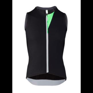 Q36.5 Cycling Clothing Q36.5 Woolf Insulated Vest Bombardino Heren Zwart