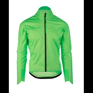 Q36.5 Cycling Clothing Q36.5 Woolf R.Shell Schutz Grün