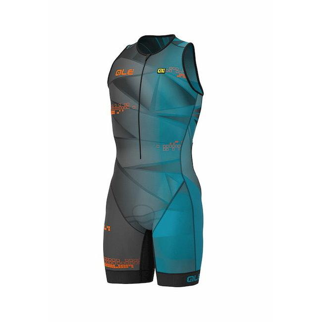 ALE Triathlon ALE Hawaii Trisuit Manner Blau