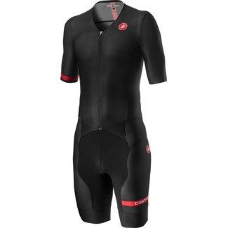 Castelli Castelli Free Sanremo Suit Short Sleeve mens Black
