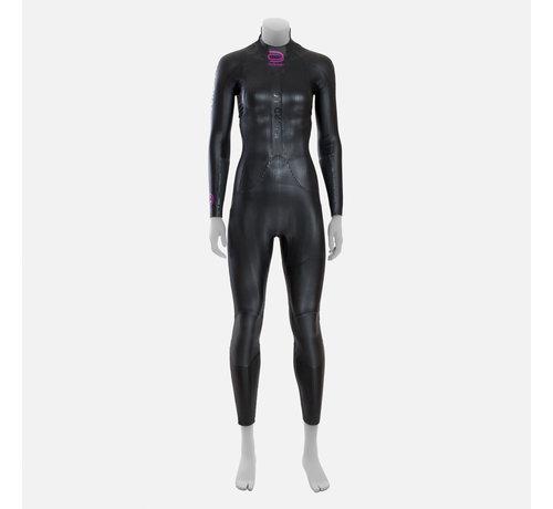 deboer wetsuits DeBoer Fjord 1.0 Wdel traje de neopreno Mujeres