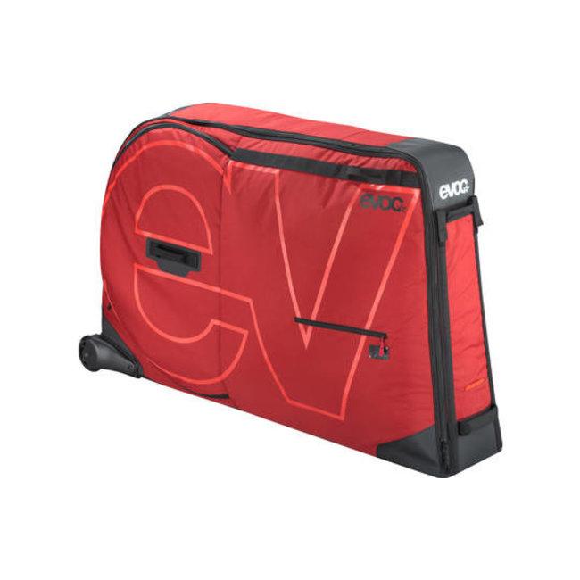Evoc Bike Travel Bag 280L Fietskoffer Chili Rood